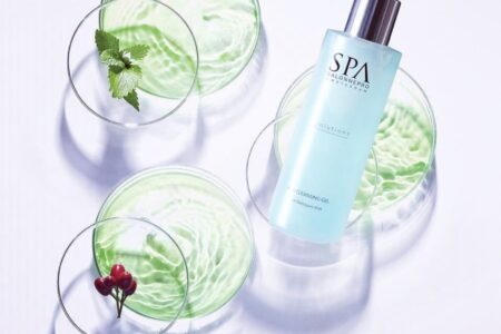 Salonne Pro Cleansing Gel